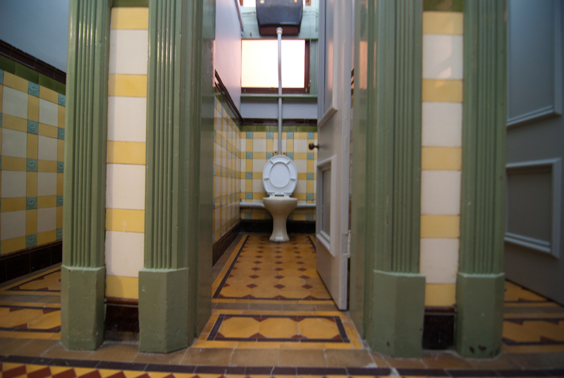 city hall wc