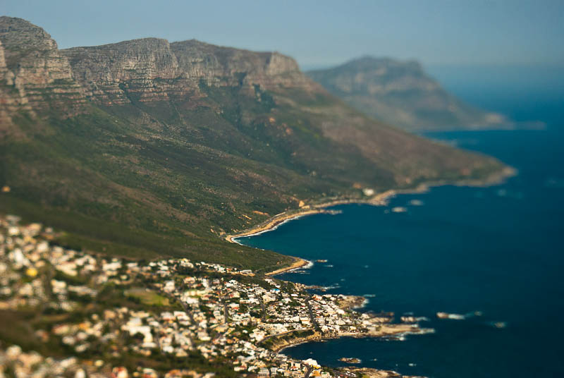 camps bay and cape peninsula