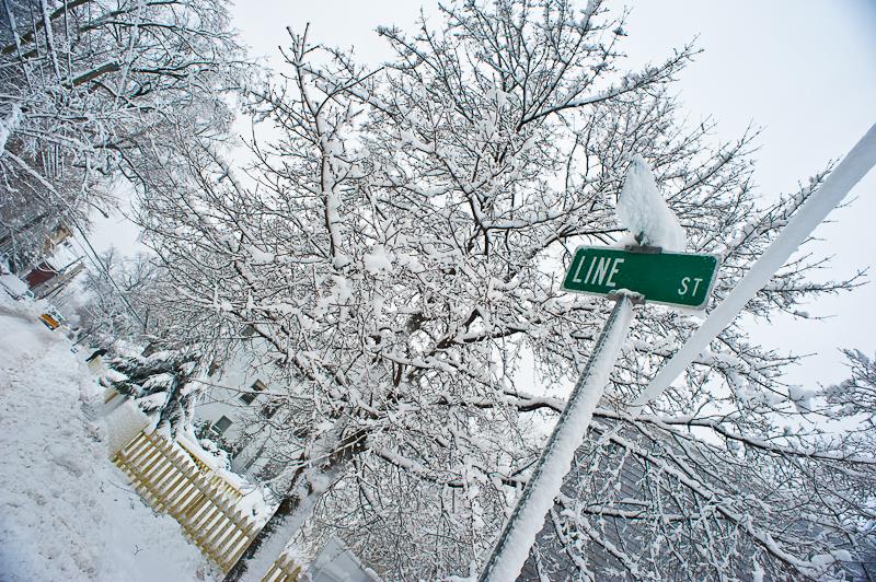 line st snow