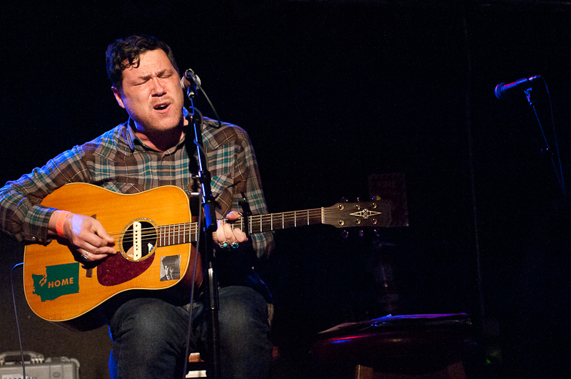 damien jurado (at brighton music hall)