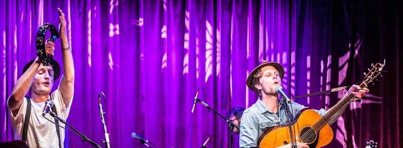 another of the lumineers at the cafe 939
