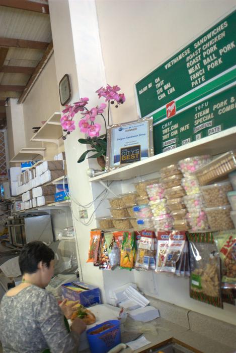 saigon sandwiches