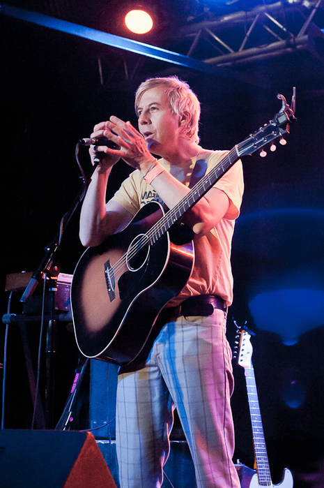 john vanderslice @ brighton music hall