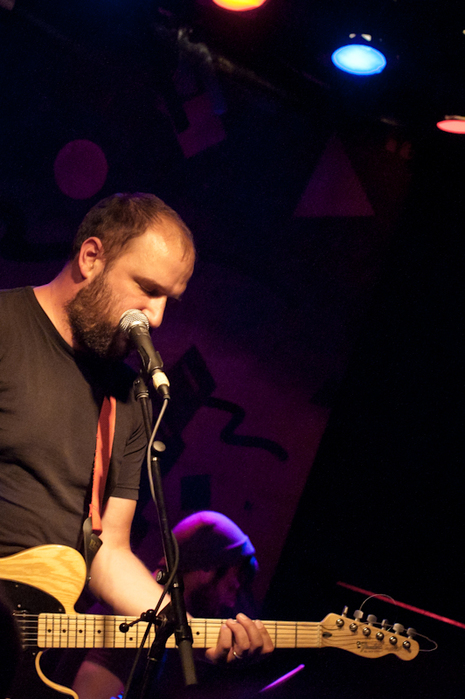 david bazan at tt the bear's