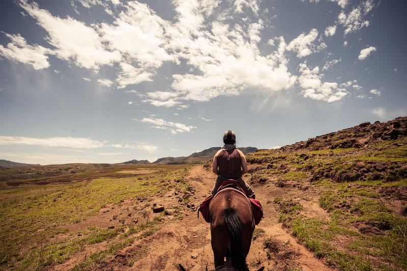 Pony Trek, Lesotho