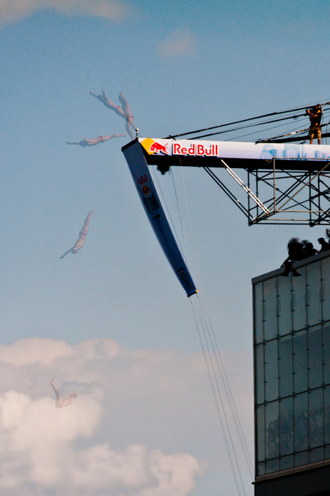 boston red bull cliff diving